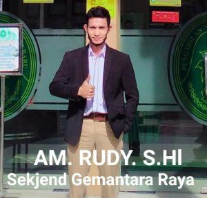 Pimpinan Gemantara Raya Dan Pimpinan Umum Media Group Mengutuk Keras Teror Terhadap Personil Kejati Riau.