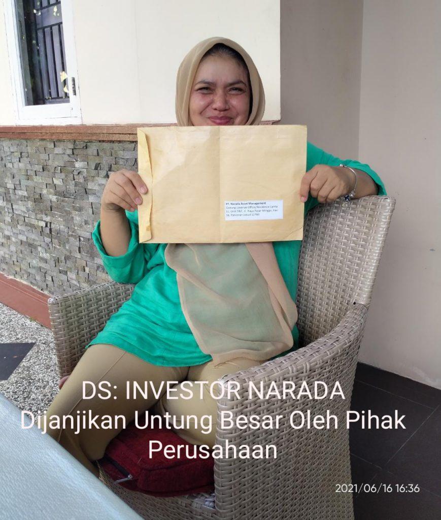 Janji Untung Padahal Bohong, PT.Narada Diminta Segera Kembalikan Uang Nasabah