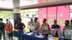 Pembunuhan Sadis Di Riau, Remaja 13 Tahun Dimutilasi Pekerja Sawit Pakai Kampak