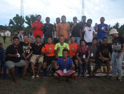 Karang Taruna Karya Mandiri Desa Sukaramai Sukses  adakan Turnamen Sepak Bola Antar RW se Desa Sukaramai